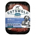 Cotswold Raw Mince 80/20 Active Puppy Chicken 1kg Dog Food Frozen