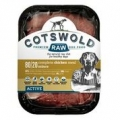 Cotswold Raw Mince 80/20 Active Chicken 1kg Dog Food Frozen