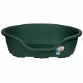 Animal Instincts Plastic Pet Bed Dark Green 77cm