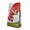 N&D Natural & Delicious Adult Cat Quinoa Urinary Duck, Cranberry 1.5kg Dry Food