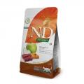 N&D Natural & Delicious Adult Cat Pumpkin Venison & Apple 1.5kg Dry Food