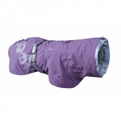 Hurtta Drizzle Raincoat Currant 50Cm