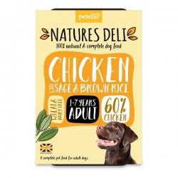 Natures Deli Chicken 400g tray