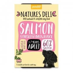 Natures Deli Salmon 400g tray