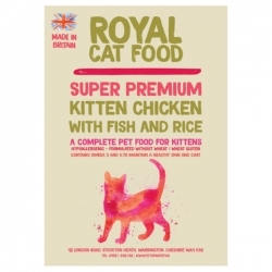 Royal Cat Food Super Premium Kitten 2kg
